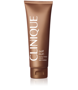 Clinique Body Tinted Lotion Light - Medium