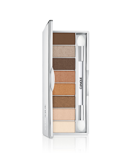 Clinique Wear Everywhere Eye Shadow Octet - Nudes