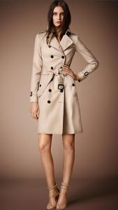 The Sandringham Long Heritage Trench Coat