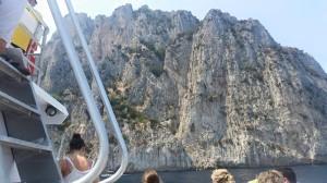 capri cliff