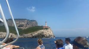lighthouse capri