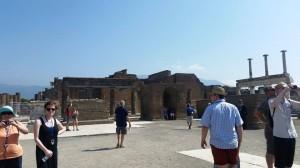 Pompeii view 2