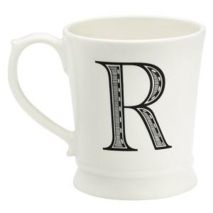 'R' Alphabetty Mug